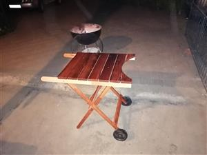 Weber braai table