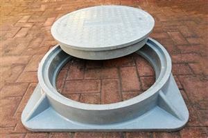 Wuzland® Manhole Covers