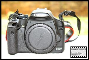 Canon EOS 500D - Body Only
