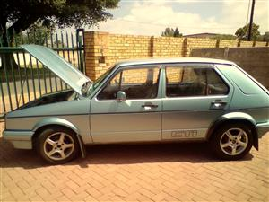 1990 VW Golf 2.0 Comfortline