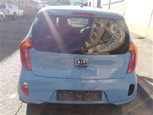 2014 Kia Picanto stripping for spares by K&M motor spares