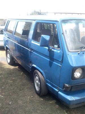 1999 VW Microbus