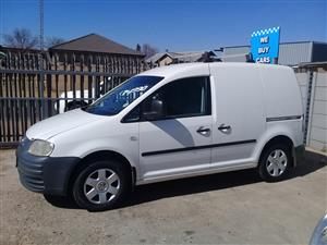 2007 VW Caddy 1.6 panel van
