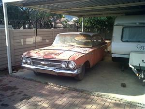 WANTED - 1960 Chevy Biscayne/BelAir/Impala windscreen