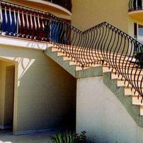 Balustrades and stair cases
