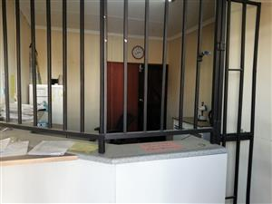 Office and storage space rental