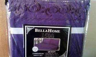 Brand new Queen size Bed sheets for sale
