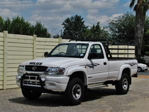 2000 Toyota Hilux 3.0D 4D Raider