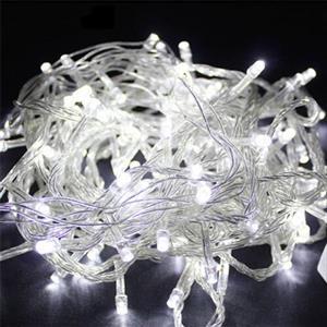 LED Fairy String Lights 220V AC in Cool White. Brand New.