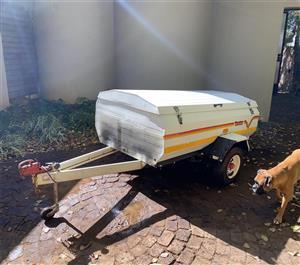 Venter trailer for sale