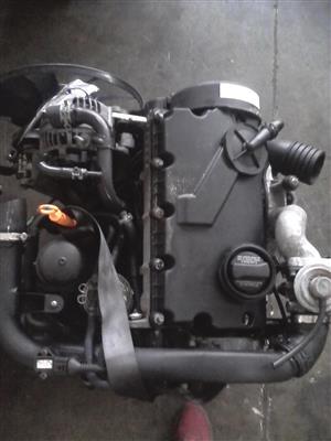 Audi A4 1.9TDi AVF engine for sale