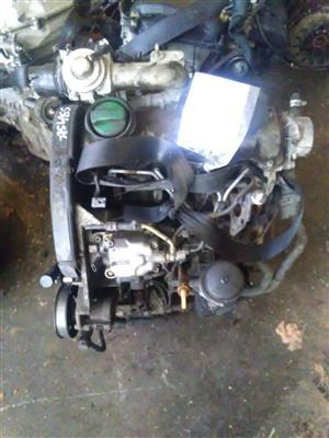 VW AHF 1.9TDI ENGINES