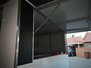 3M Fully Equipped, Mobile Kitchen, Food Trailer