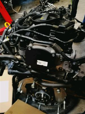 VW POLO 1.6 TDi Basic Engine