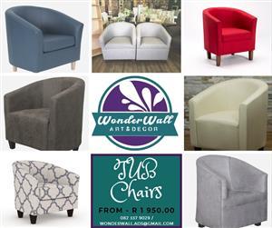 WonderWall Tub Chairs