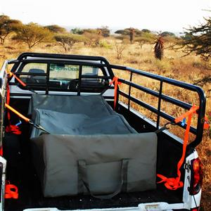 Carcass bag / Hunting cooler bag - Single Cab Bakkie