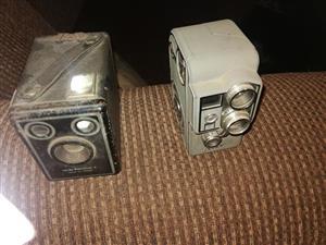 Vintage kameras