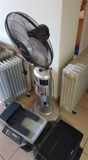 Sunbeam mist fan for sale