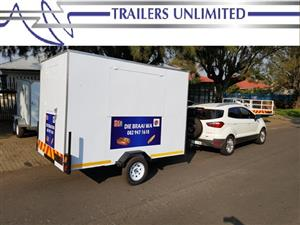 TRAILERS UNLIMITED - DIE BRAAI WA....