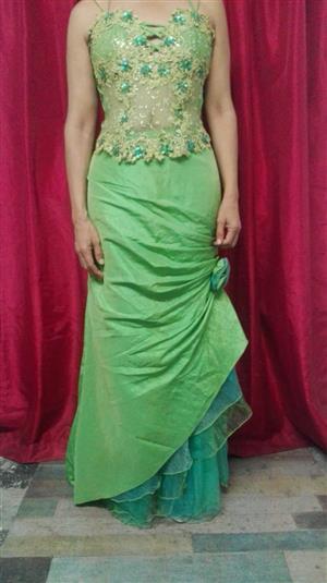 Evening/matricball dress