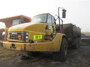 Caterpillar 740 Articulated Diesel Bowser