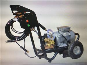 Single Phase High Pressure Washer Complete R14950.00 Incl. VAT