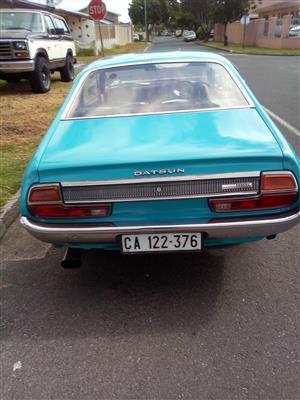 Classic car for sale Datsun 160U SSS for sale