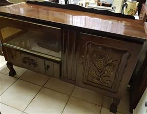 Wooden server for sale