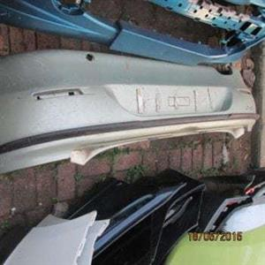 ALFA 147 REAR BUMPER – USED