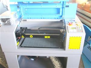 LC-9060/120 TruCUT Standard Range 900x600mm Cabinet Type Laser Cutting & Engraving Machine