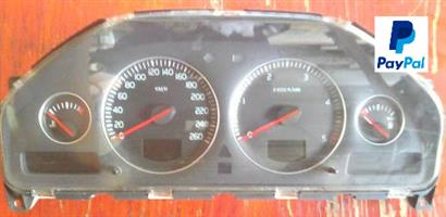 Volvo XC90 Instrument Cluster Speedo Clocks Dim - 5 Speed Manual D5 AWD Stripping for spares parts