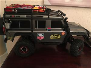 Trx4 Traxxis Crawler R/C Car