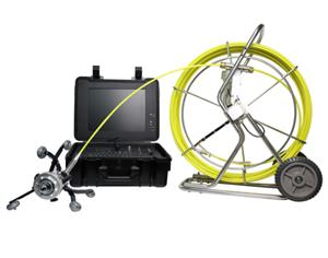 DT379H Pan/Tilt Pipe Inspection Camera with 50-300 meter cable for sale in south africa