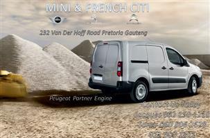 PEUGEOT PARTNER 1.4 8V ENGINE FOR SALE