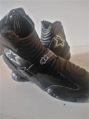 Alpinestars Ankle Riding Boots(New)-All sizes