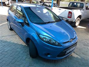 2012 Ford Fiesta 1.6 5 door Trend
