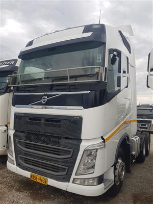 2014 Volvo FH 440 Globetrotter