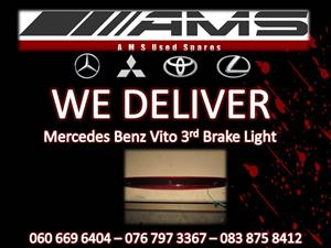 MERCEDES BENZ VITO 3RD BRAKE LIGHT FOR SALE