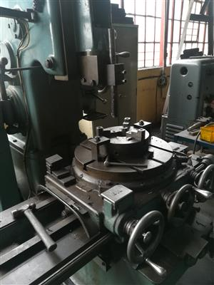 Pratt & Whitney 12 inch slotting machine for sale