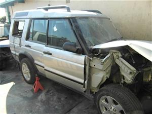 Land Rover Discovery 2 TD5 - Stripping for Spares | AUTO EZI
