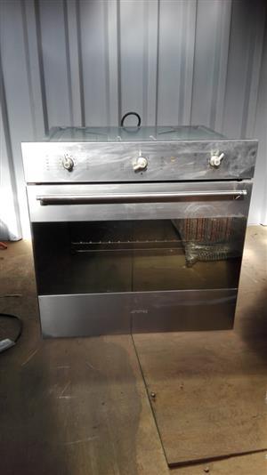 SMEG 70CM Electric oven Excellent condition