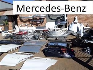 Mercedes Benz Body Parts