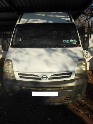2008 Nissan Interstar