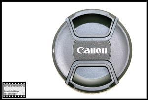 82mm - Canon Front Lens Cap