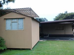 3 X 6 Wendy House