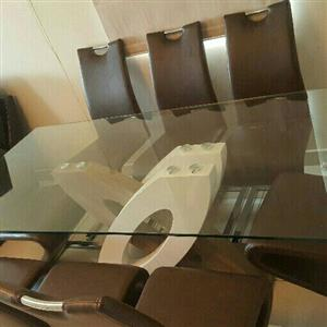 DT552 (1+6) Exclusive dining set for sale