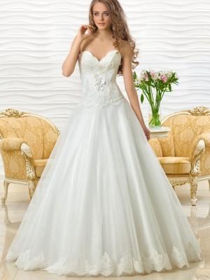 Wedding Gown -Dani  by Oksana Mukha designer at Bridal Allure