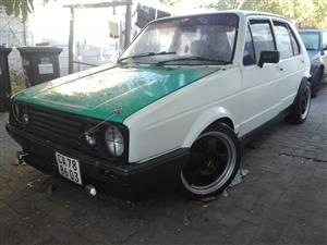1986 VW Golf 1.9TDI Comfortline