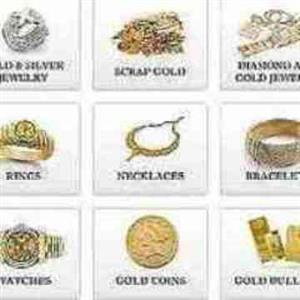 Ladies Gold Rings & Bracelets Bought