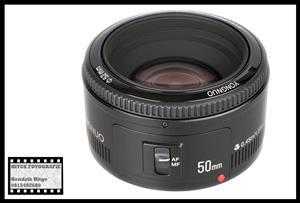 YongNuo EF YN 50mm f/1.8 (Canon)